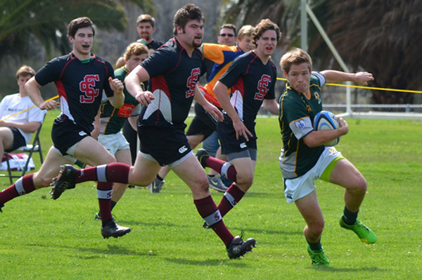 Electric winger Matt Long on his way to the familiar try line. Photo Leanna Long.