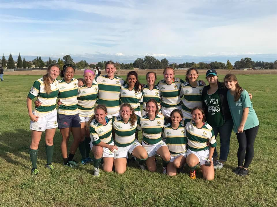 Cal Poly Women's Rugby